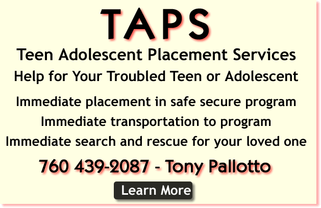 placement teen services adolescent