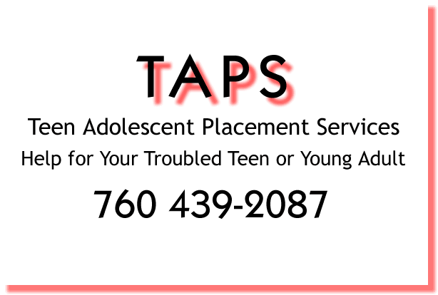 teen adolescent placement services